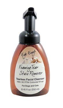 Eye Envy Foaming Tear Stain Remover (Eye Envy Dogs)