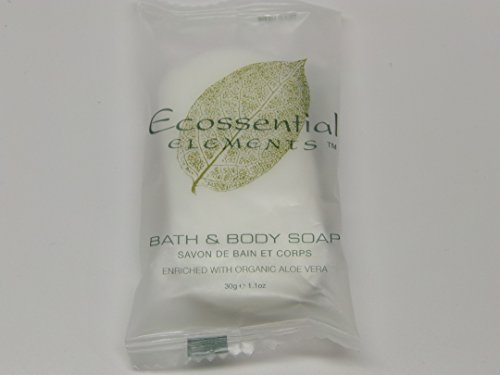 Ecossential Elements Body Soap Bar Lot of 18 each 1oz Bars
