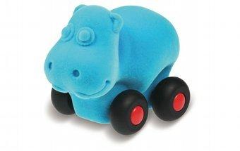 Rubbabu Hippo Aniwheelie 4 inches
