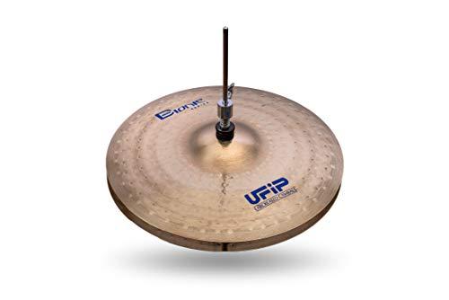 Ufip Cymbals Bionic Series, Hi-Hat Cymbals, 14 Inch (BI-14HH)