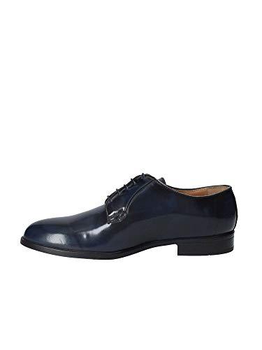 46 Azul Casual Zapatos 1 1010 Hombre Rogers qS47Y7