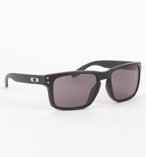 Oakley OO9102 01 Holbrook Sunglasses 01 Matte Black os product image