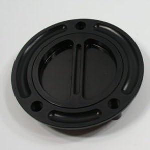 HTT Motorcycle Black Keyless Gas Cap Twist Off Fuel Tank Cap For Honda CBR 600 F2//F3//F4//F4i// 600RR// 900RR//929RR//954RR//1000RR//RVF 400