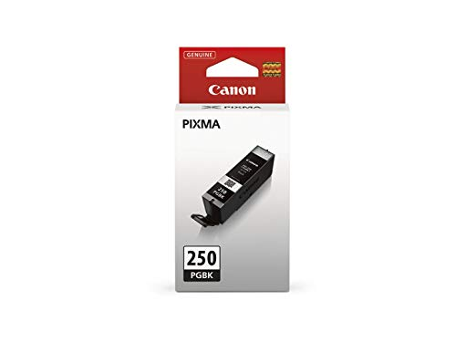 - Canon PGI-250 PGBK Ink Tank, Compatible to MG5520, MG6620, MG5420, MG5422, MG5522, MG5620, MG6320, MG6420, MG7120, MG7520, MX722, MX922, iP7220, iP8720, and iX6820