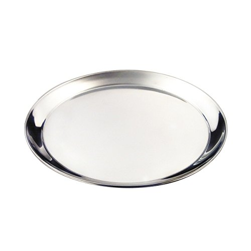 Genware NEV-4255 Pea Scoop 300 mm Stainless Steel