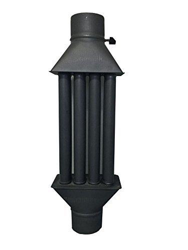 Legno stufa camino XL scambiatore di calore, diametro 130mm, 5tubi Diplomat