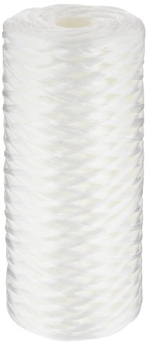 Pentek WPX100BB97P String-Wound Polypropylene Filter Cartridge, 10