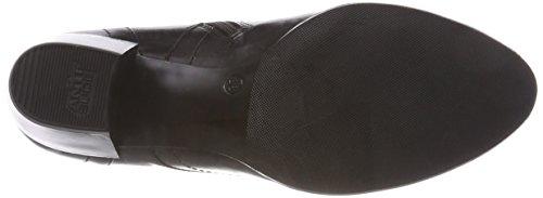 Leather Doublure Tamaris 003 À black Combat Froide Style Noir Femme 25115 Boots trOPqwrv