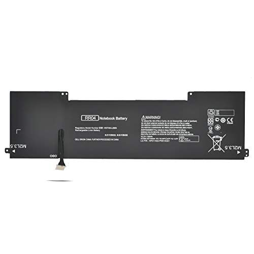 Emaks RR04 Battery RR04XL for HP Omen 15 Series 15-5000:15-5013dx 15-5210nr 15-5014tx 15-5010nr 15-5268nr 15-5113dx and More HSTNN-LB6N 778961-421 778951-421 778978-005 -15.2V 58Wh 4-Cell
