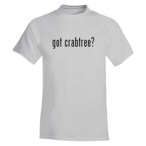 The Town Butler got Crabtree? - A Soft & Comfortable Men's T-Shirt, White, XX-Large