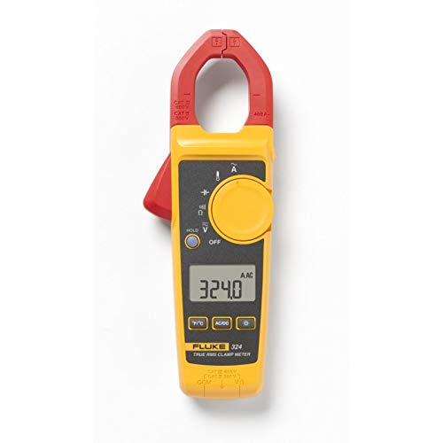 Fluke 324 True RMS Clamp Meter from Fluke