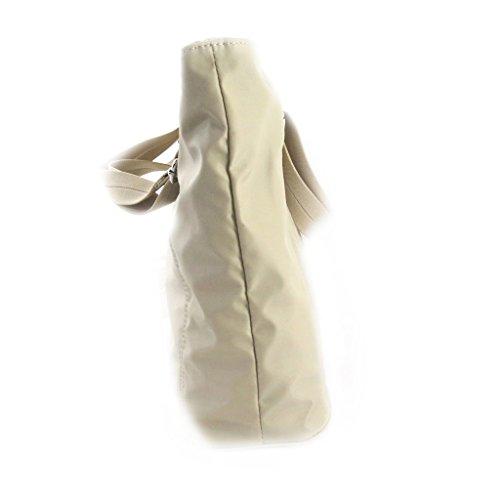 Hedgren bag beige (pc speciale 13)2 scomparti.
