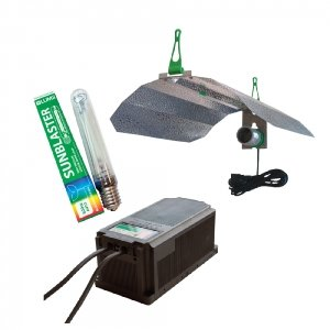 600w Lumii Light Kit - Ballast, Bulb & Maxii Reflector