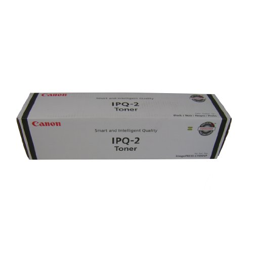 Canon IPQ-2 Black Toner Cartridge (0436B003AA OEM) 35.000 Pages