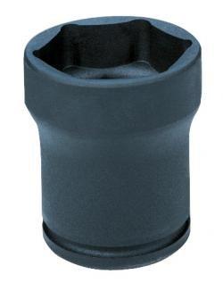3/4 In Dr Deep Truck Pinion Locknut Impact Socket - 2-3/8 In