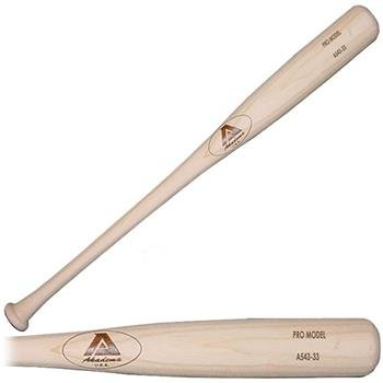 A5 Amish Series Elite Professional Grade Wood Bat A543 by Akadema Professional