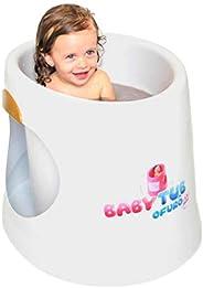 Piscina Banheira Baby Tub Ofurô Crianças 1 A 4 Ano Branco