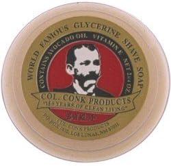 Glicerina Jabón de afeitado Bay ron, 65 g: Amazon.es: Salud y ...