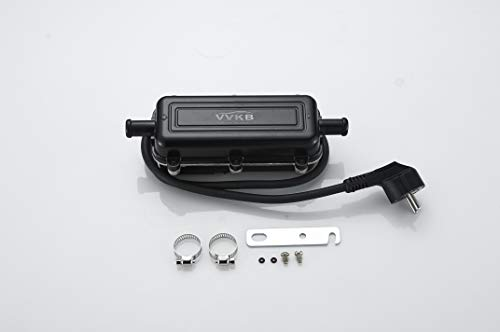 VVKB Car Engine Heater 110 Volts 1500w Titan-P4 with Thermostats & Built-in Water Pump