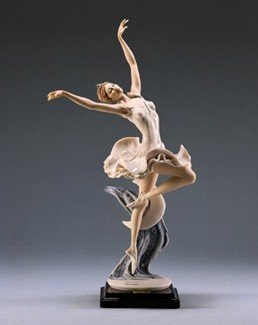 Armani Ballerina - Giuseppe Armani Ballerina Falce Di Luna Nocturne 1446C