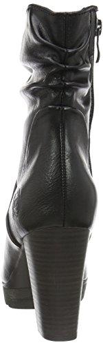 Marco 25433 002 Classiques Bottes Tozzi Antic Noir black Femme rra8vx