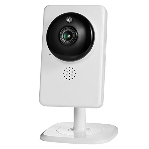 AIVANT IP Camera, 1080P Wireless Home Security Surveillance System 108° Panorama Indoor HD WiFi Camera, Night Vision Baby/Elder/Nanny/Pet Monitor Security Web-cam