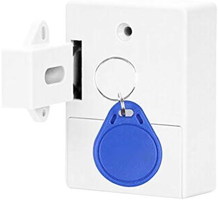 para Armario de Madera Smart Lock Locker Caj/ón con detecci/ón Inteligente para Armario de inducci/ón Rovive Cerradura de inducci/ón