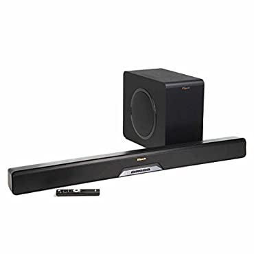 Klipsch Reference RSB-11 Soundbar with 8 Subwoofer