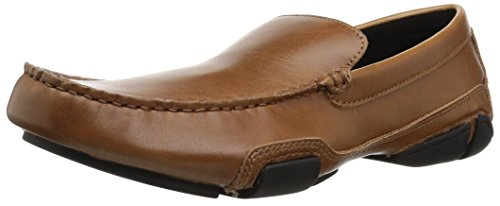 Kenneth Cole REACTION Men's World Hold On Loafer, Cognac, 10.5 M (Kenneth Cole Reaction Drivers)