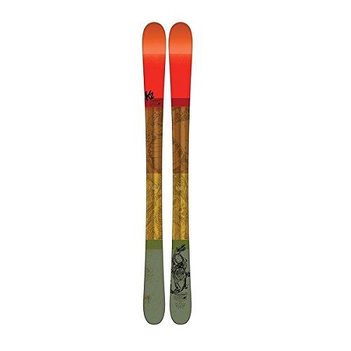 2017 K2 Poacher JR 139cm Skis (All Terrain Junior Skis)