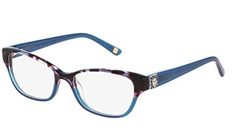 Eyeglasses Anne Klein AK5036 AK 5036 Blue Tort Fade