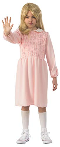 Rubie's 700032_L Stranger Things Child's Season 1 Eleven Dress, Large