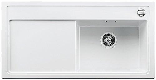 BLANCOZENAR XL 6 S, inset sink, Silgranit PuraDur II, white,