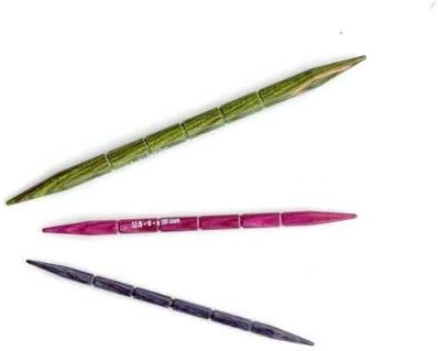Knitter S Pride Cable Needles Dreamz Wood Cable Needles