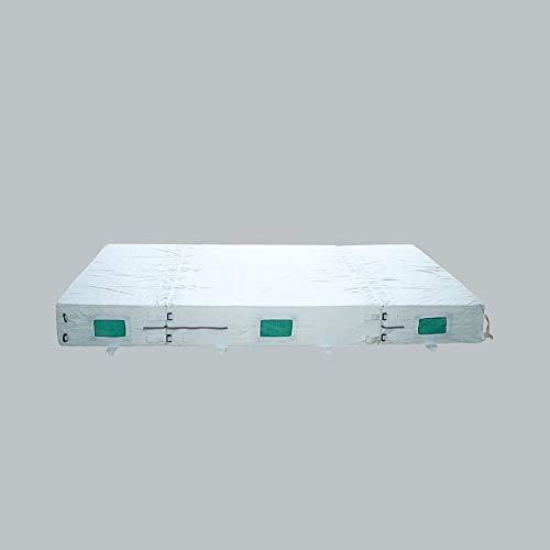 PE-031 室内用三ツ折式エバー交換袋 エステル4号 200X300X30cm B07HJ25CLP