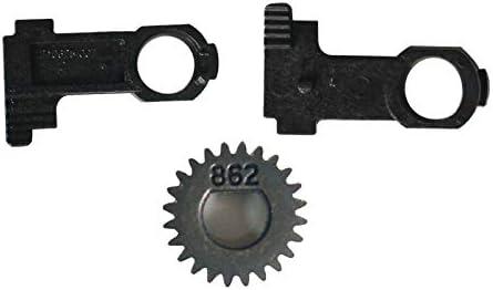 Platen Roller Buckle Gears for Zebra GK420D Printer