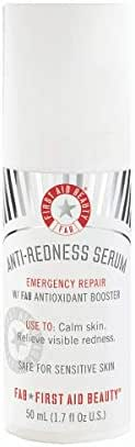 Facial Treatments: First Aid Beauty Anti-Redness Serum