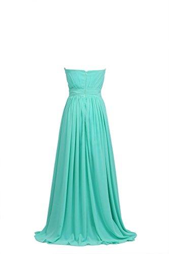 YiYaDawn e instrucciones para hacer vestidos para mujer con accesorios de fiesta vestir Coral