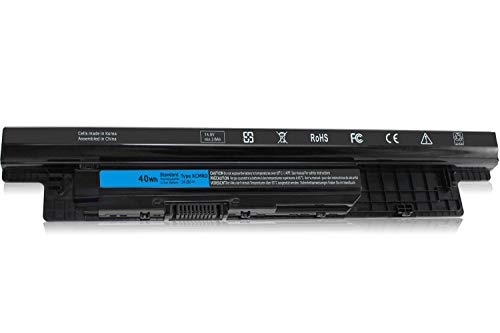 Shareway 4-Cell XCMRD Replacement Laptop Battery for Dell Inspiron 14 14R 15 15R 17 17R; Latitude 3440 3540; Vostro 2421 2521 Mr90y N121y [14.8V 40WH] - 12 Months Warranty! ()