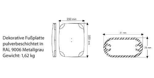 Prospektst/änder Take-It DIN A4 Querformat