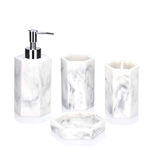 Outstanding Household Bath and Shower Accessory Set (Dispenser)