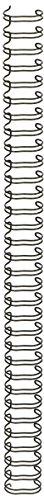 GBC WireBind Binding Spines / Spirals, 3:1 Pitch, 7/16