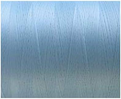 東邦産業 Wrapping Thread A/50(細) No.0518 DL19 水色