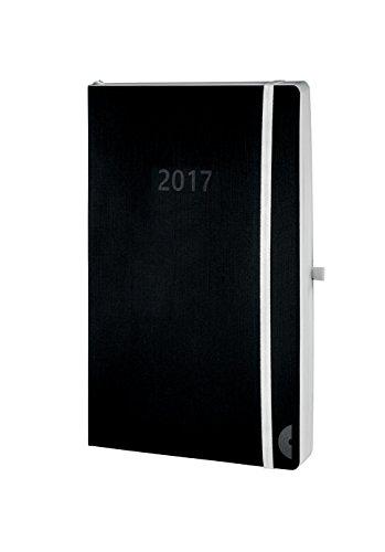 Chronoplan 50927 Buchkalender 2017 (Softcover, 1 Woche/2 Seiten)