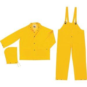 - River City Rainwear Yellow Classic Rain Suit XL 2003-XL