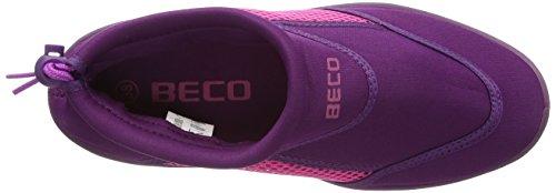 Beco Zapatillas de surf Hombre Multicolor (Beere/Rosa)