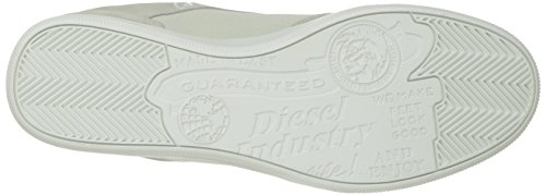 Diesel Mens Happy Hours S-aarrow Sneaker Bianco Sporco