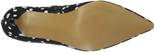 Black Fashion Verona Johnson Betsey Boot White Women's Zq46Tf