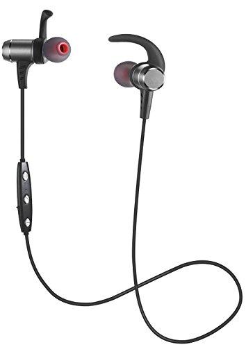 bluetooth headphones adseon wireless bluetooth earbuds magnetic earp. Black Bedroom Furniture Sets. Home Design Ideas