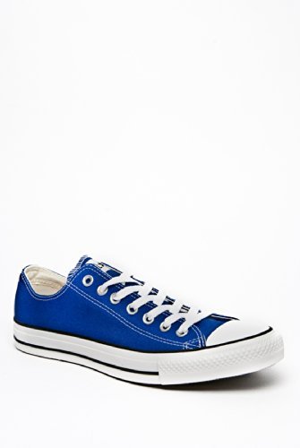 Converse Men's All Star Ox Lowtops (8 D (M) US / 10 B (M) US, Dazzling Blue)